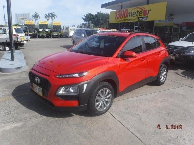 Hyundai Kona One Way