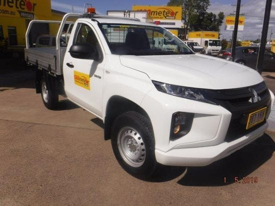 Single Cab Utility - One way from Cairns to​ Townsville