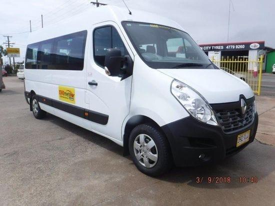 Special! Renault Master 12 Seat Minibus
