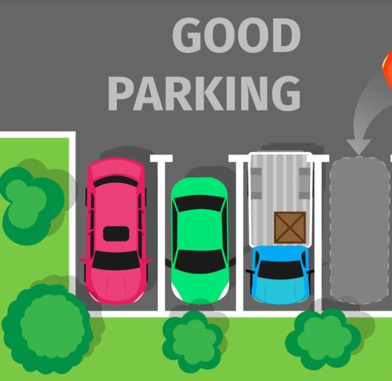 good parking