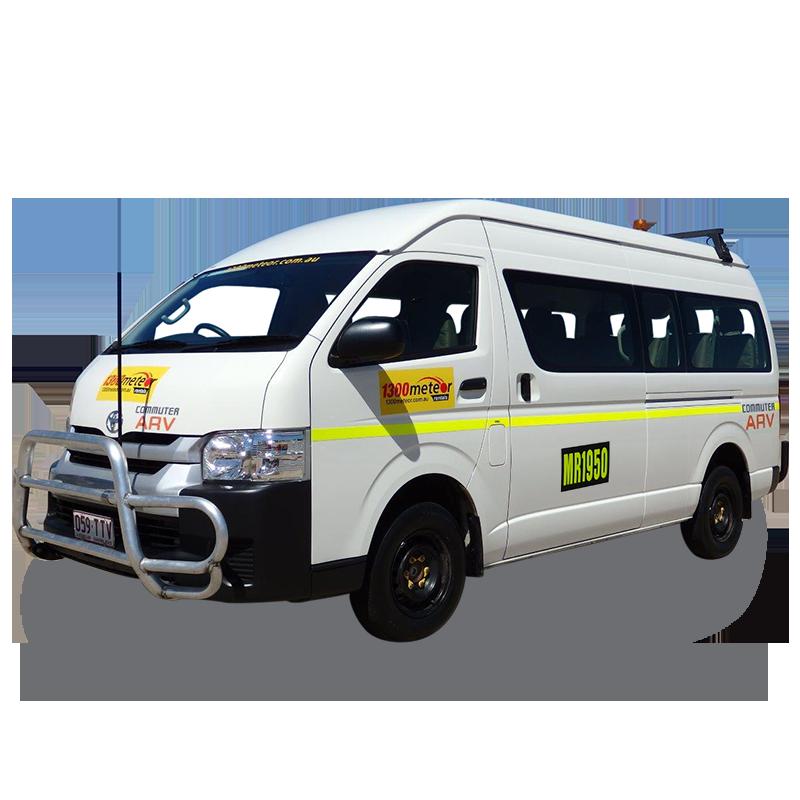Mine Spec Minibus 12 Seat Hi-Rider with ROPS AUTOMATIC