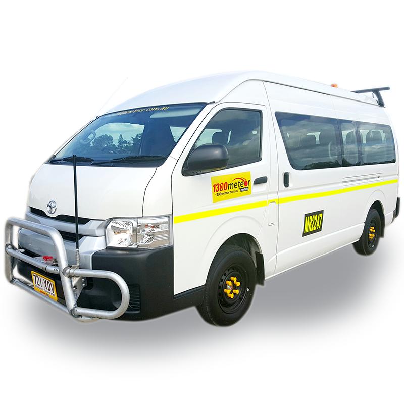 Mine Spec Minibus 12 Seat Hi-Rider AUTOMATIC