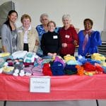 St. Edward's Senior Knitting Group