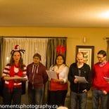 Retirement Home Christmas Carolling