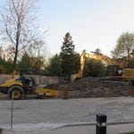 Parking Lot Reconstruction