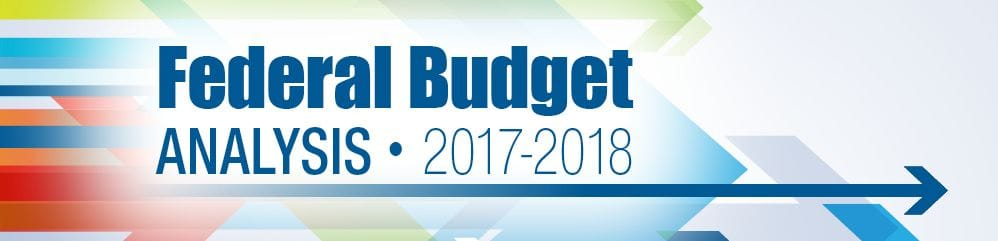 Federal Budget 2017-18: Getting the right balance