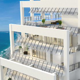$20M TAG FOR SURFERS PENTHOUSE THAT WAS NEVER LIVED IN