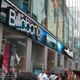 BILLABONG'S WORST EVER LOSS AT $859M