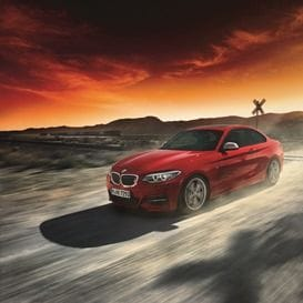 BMW LAUNCH NEXT GENERATION SEDAN