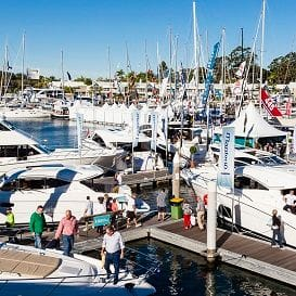 BOAT SHOW BOOSTED BY SUPERYACHT CONFERENCE