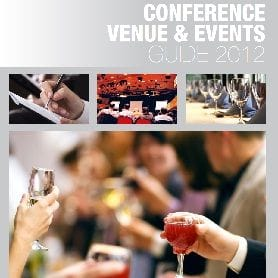 CORPORATE EVENTS POWER INTO 2012