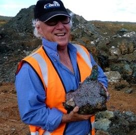 CUDECO DIGS UP WORLD'S RICHEST ORE