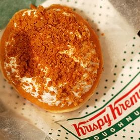 DOH! NO KREME FOR KRISPY