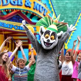 DREAMWORLD AND DREAMWORKS FORM ALLIANCE