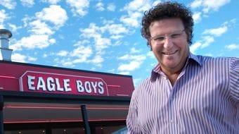 Eagle Boys knocks Pizza Hut off