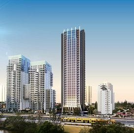 FINANCIERS PLAN $140M BROADBEACH TOWER PROJECT