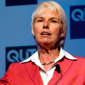 GAIL KELLY – DON'T MANDATE GENDER EQUALITY ON BOARDS