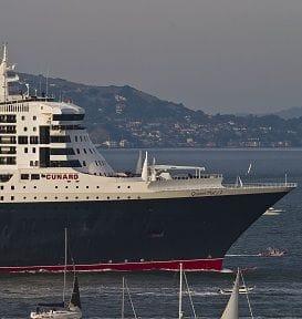 GOLD COAST CRUISE TERMINAL PASSES BIG SHIP TEST