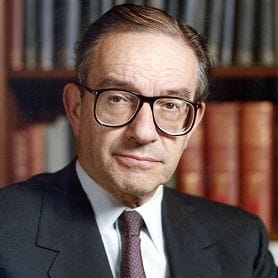 GREENSPAN: CHINESE PRESSURES TO HIT RESOURCES BOOM