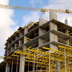 GROWING FINANCE COMMITMENTS GOOD NEWS FOR CONSTRUCTION