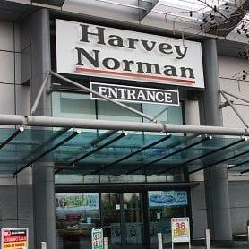 HARVEY NORMAN LATEST PROFITS SLUMP 25 PER CENT