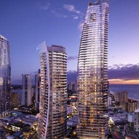 HILTON SURFERS PARADISE OPENS ITS DOORS