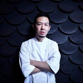 JAPANESE CULINARY KING TO STAR IN NEW-LOOK JUPITERS