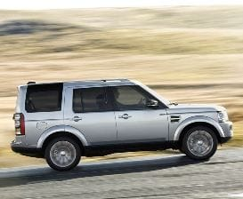 LAND ROVER DISCOVERY MARKS 25 YEARS