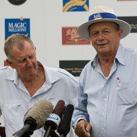 MAGIC MILLION OWNERS SLAM BLIGH GOVERNMENT