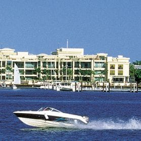 MARINA MIRAGE IN RACE TO FIND BUYER
