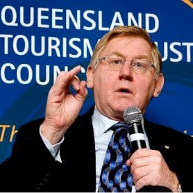 MINISTER RALLIES SUPPORT FOR REGIONAL QUEENSLAND TOURISM