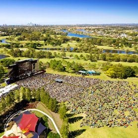 NEW OUTDOOR VENUE FOR GOLD COAST