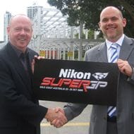 Nikon snaps up SuperGP sponsorship