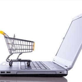 ONLINE SHOPPING BOOMS