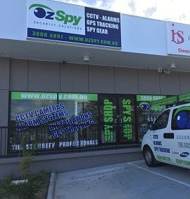 OZSPY FLOURISHES 'IN FROM THE COLD'