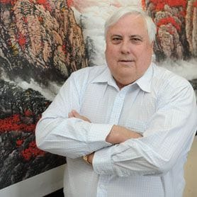 PALMER ISSUES TERMINATION NOTICE ON CHINESE PARTNER