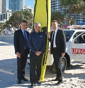 RAY WHITE SURFERS TEAMS WITH V8 SUPERCARS FOR LONG LUNCH