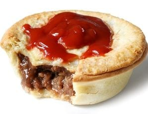 RFG'S PIE FACE-OFF: WE'RE NOT INTERESTED