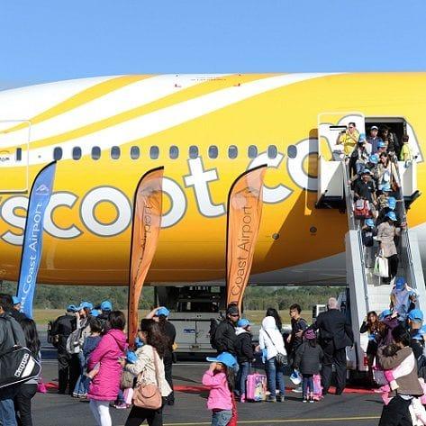 TOURISM JOY AS AIRPORT ARRIVALS SOAR 21 PER CENT