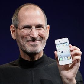 TRIBUTE TO 'INNOVATOR' STEVE JOBS