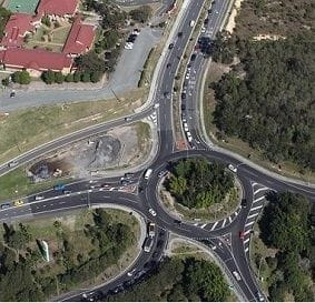 TWO ROUNDABOUTS THAT COULD HAVE COST THE CITY A BILLION