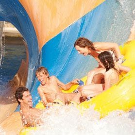 VRL SEEKS NEW WET 'N' WILD VENTURES