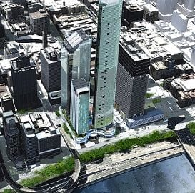 $1B HOTEL PROJECT WITH PLENTY OF 'WOW'