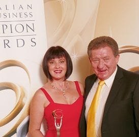 AIS CLEANS UP AT SMALL BUSINESS AWARDS