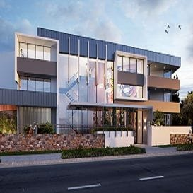 ALBA TERRACE TO DELIVER SOPHISTICATION
