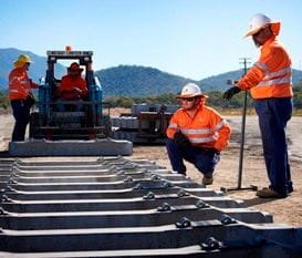 AURIZON CLEARS CONTRACT HURDLE