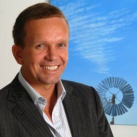 BLUE SKY AHEAD FOR FUND MANAGER IPO