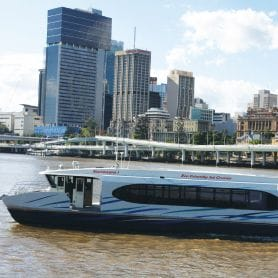 BOAT BUILDER FLOATS $24M CONTRACT
