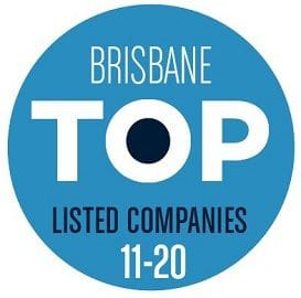 BRISBANE BUSINESS NEWS UNCOVERS THE TOP 50 LISTED COMPANIES 2015: 11-20