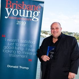 BRISBANE YOUNG ENTREPRENEURS